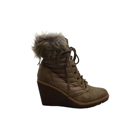 Zigi Soho Women's Shoes Ames Almond Toe Ankle Cold Weather Boots