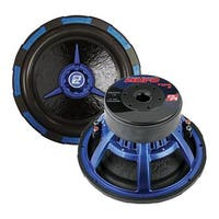 "Power Acoustik 12"" Woofer Dual 2 Ohm 2500W Max"