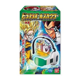 DragonBall Z Scouter Headset Soundless Version: Green Lens