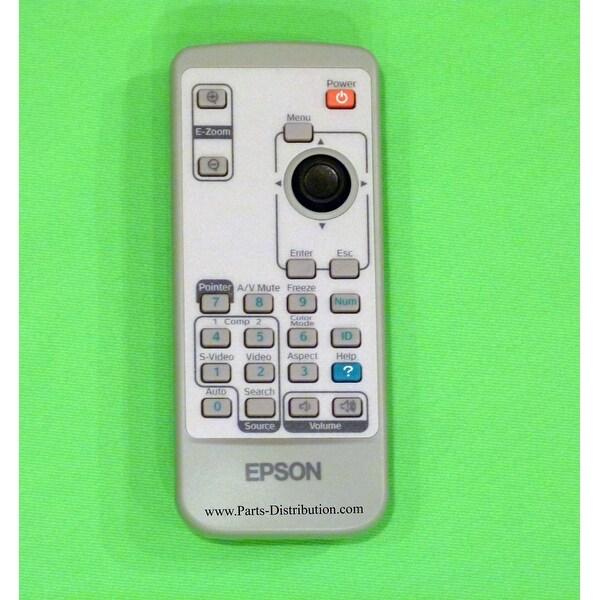 Epson Projector Remote Control: PowerLite 6110i - USED - Read Description
