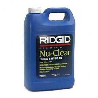 Ridgid 70835 Nu-Clear Thread Cutting Oil, 1 Gallon