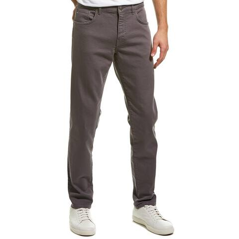 J.Lindeberg Jay Solid Stretch Dark Grey Slim Leg - DARK GREY - 38/32
