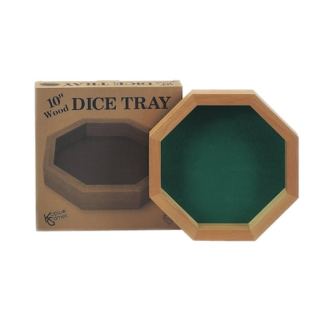 Koplow Dice Tray, 10 Inch Diameter