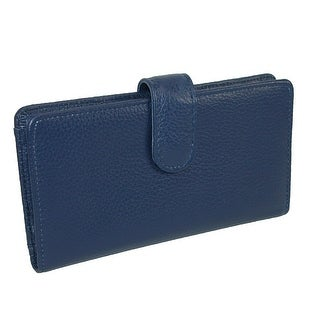 Buxton Women's Huston Pik-Me-Ups Checkbook Cover Wallet - One size