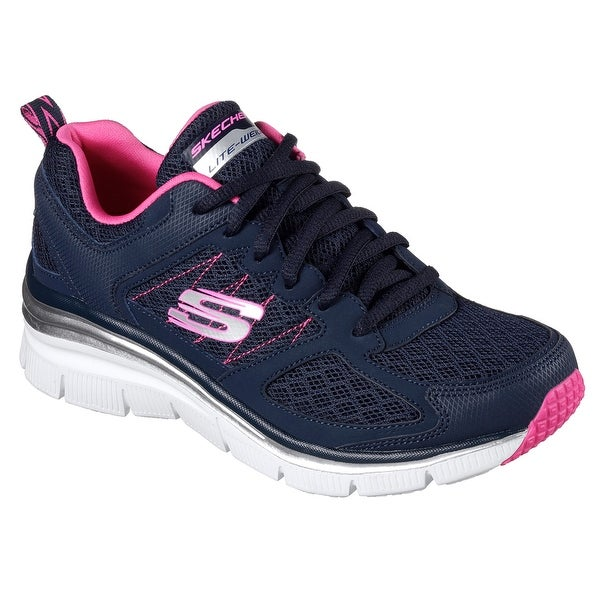 f3c425695423 Shop Skechers Womens Fashion Fit Not Afraid Sneaker