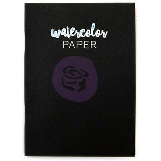 Prima Traveler's Journal Refill Notebook-Watercolor Paper, Fits Passport Size