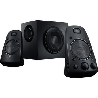 Logitech Z623 2.1 Thx Speakers 980-000402 200 Watts (Rms)