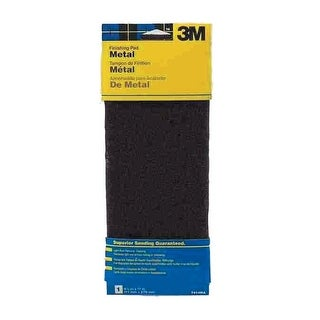 3M 7414NA Metal Finishing Pad 4.5''X11''