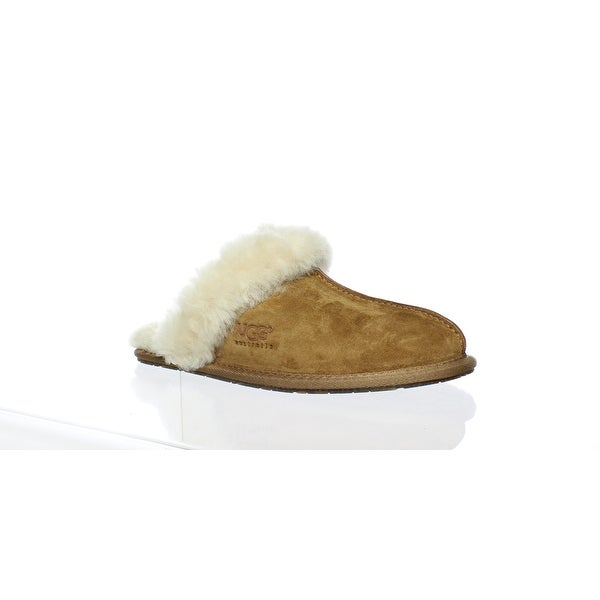 4a9f5ea0753 Shop UGG Womens Scuffette Chestnut Mule Slippers Size 5 - Free ...