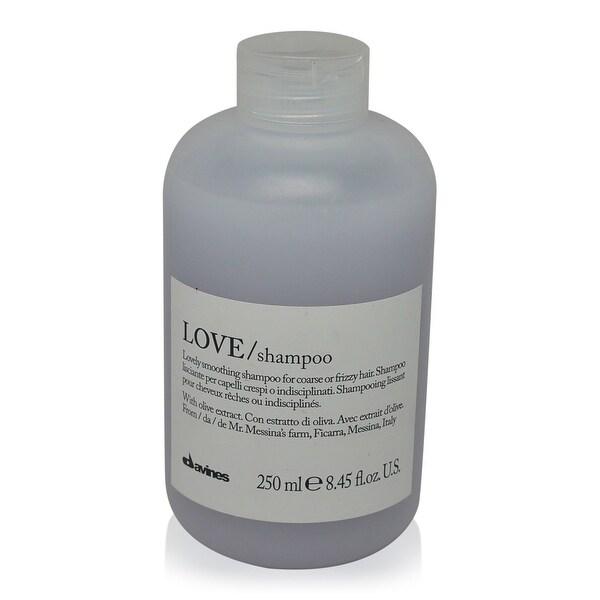 Davines Love Smoothing Shampoo 8.45 Oz