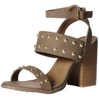 ea4b2128f5d Buy Qupid Women s Sandals Online at Overstock