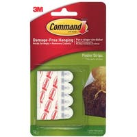 3M Command Poster Strips 12 Strips