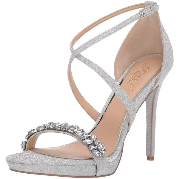 Badgley Mischka Women's Dany Heeled Sandal