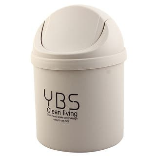 Household Table Desk Plastic Round Shaped Mini Waste Rubbish Bin Beige|https://ak1.ostkcdn.com/images/products/is/images/direct/d0ec30b469aa7f2d24a055a4100d37d29dd5b6a4/Household-Table-Desk-Plastic-Round-Shaped-Mini-Waste-Rubbish-Bin-Beige.jpg?impolicy=medium