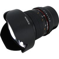 Rokinon 14mm f/2.8 IF ED UMC Lens For Sony E Mount - Black