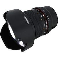 Rokinon 14mm f/2.8 IF ED UMC Lens For Sony E Mount - black