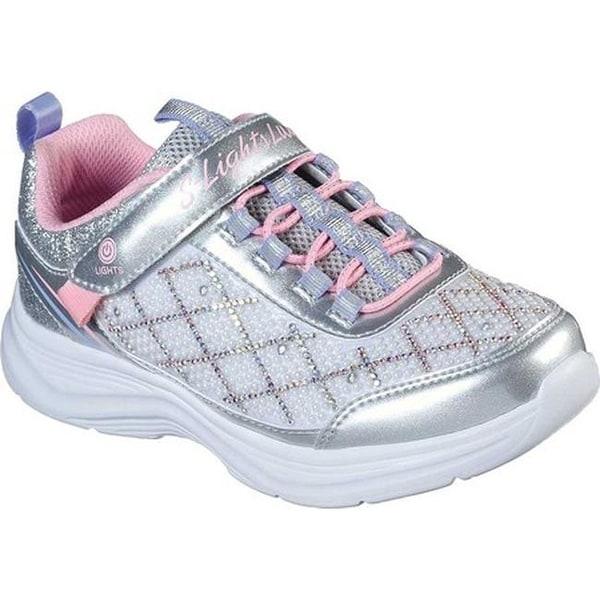 Skechers Girls' S Lights Glimmer Kicks