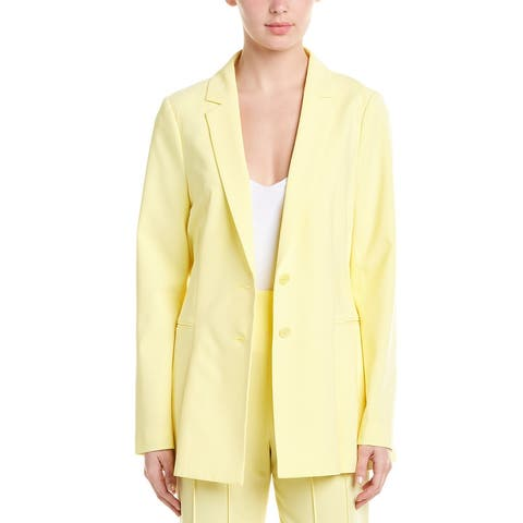 Bcbgmaxazria Pleated Blazer