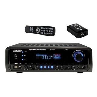 StudioZ AM FM BT USB Receiver 120W