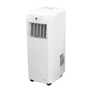 NewAir AC-10100E Ultra Compact 10,000 BTU Portable Air Conditioner - White