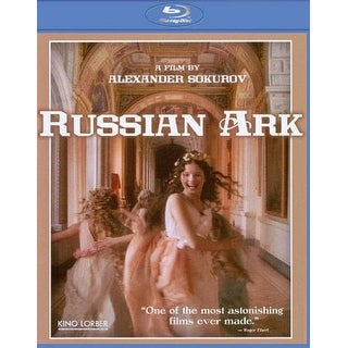 Russian Ark - Blu-ray Disc