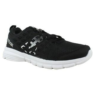 Reebok Womens Speed Rise Black Running Shoes Size 7