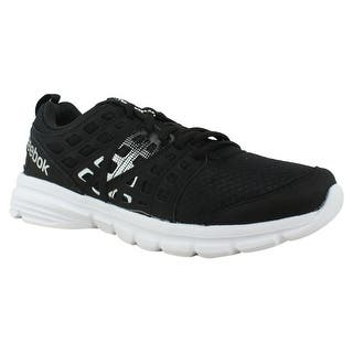 0afe96f6fc33 Reebok Womens Speed Rise Black Running Shoes Size 7