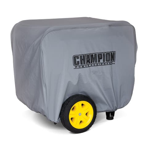 Champion Weather-Resistant Storage Cover for 12000-Watt Generators - 12000-Watt Generators