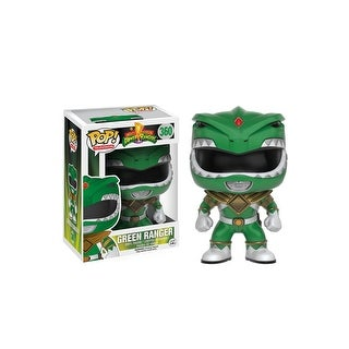 Funko POP Power Rangers - Green Ranger Vinyl Figure - Multi