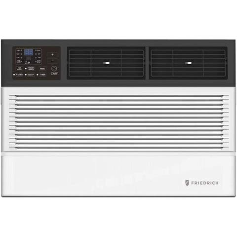 """Friedrich CCW24B30A 27"""" Chill Premier Smart Room Air Conditioner with 24,000 BTU Cooling Capacity, in White"""