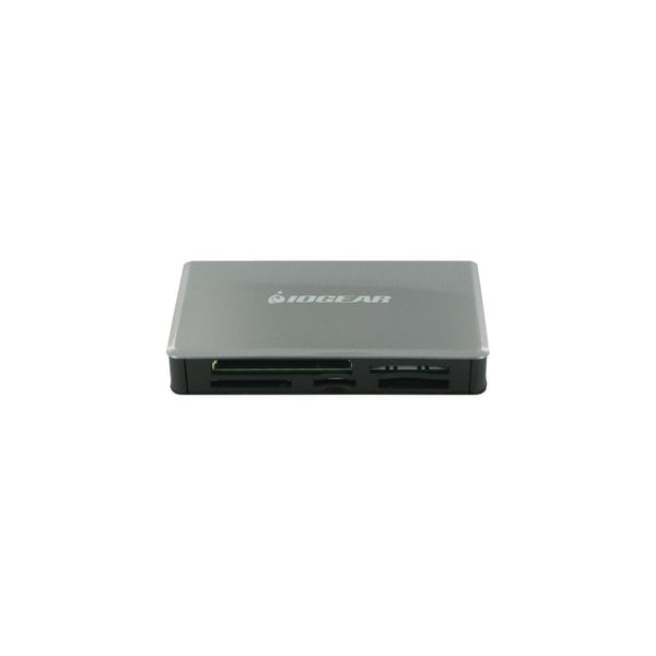 Iogear 56 In 1 Memory Card Reader Writer: IOGEAR 56-IN-1 MEMORY CARD READER DRIVER
