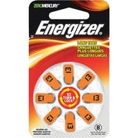 Energizer 8Pk Hearing Aid Battery AZ13DP-8 Unit: EACH