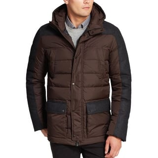 Duvetica Logios Hoodie Double Pocket Long Barret Brown Coat X-Large|https://ak1.ostkcdn.com/images/products/is/images/direct/d0f9b50db83ec4186363228b5bd9a9a84199bdc6/Duvetica-Logios-Hoodie-Double-Pocket-Long-Barret-Brown-Coat-X-Large.jpg?impolicy=medium