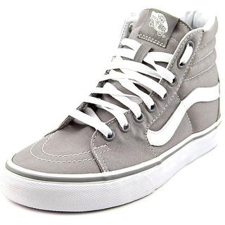 Vans Sk8-Hi Round Toe Canvas Skate Shoe