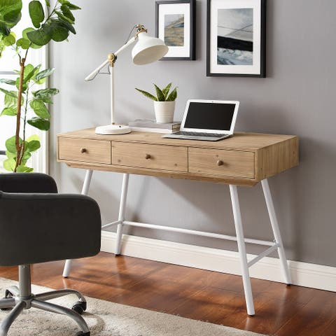 Trail 3-drawer Desk