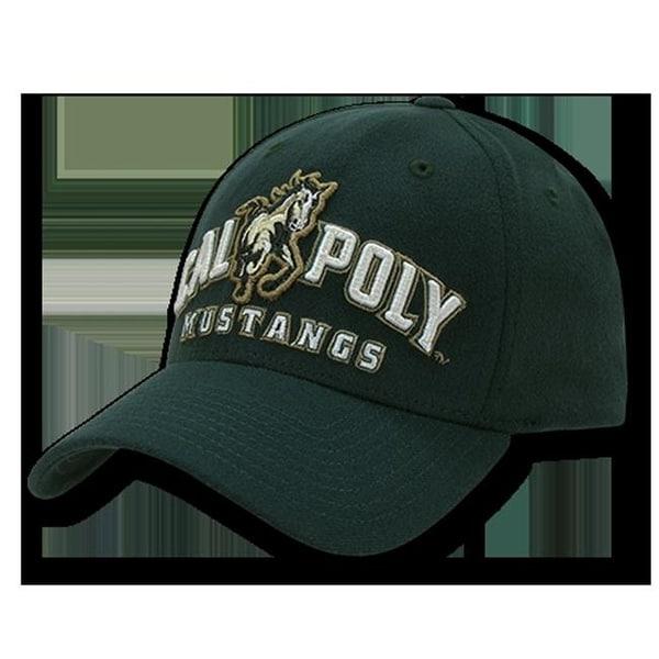 Shop Cal Poly Structured Flex Acrylic Cap 6eb72117c9e5