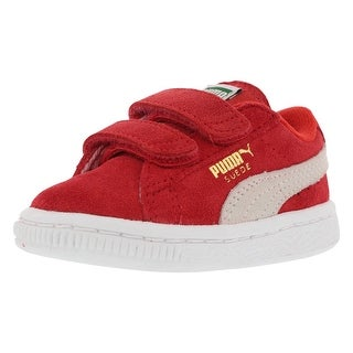 Puma Suede 2 Straps Athletic Infant's Shoes
