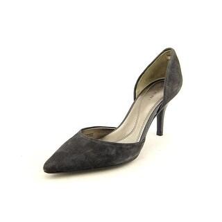 Tahari Coco Women Pointed Toe Suede Heels