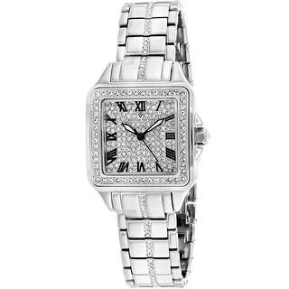Christian Van Sant Women's Splendeur CV4620 Silver Dial watch