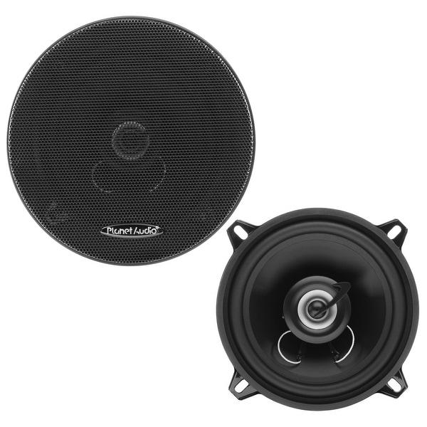 Planet Audio TRQ522 Torque 225 Watt (Per Pair), 5.25 Inch, Full Range, 2 Way Car Speakers (Sold in Pairs)