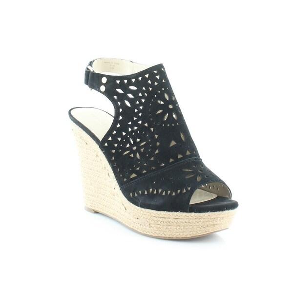 Marc Fisher Harlea Women's Sandals & Flip Flops Black