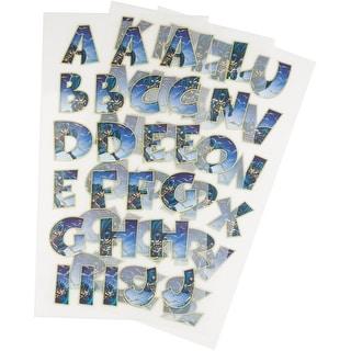 Dc Comics Iron-On Alphabet Transfer Sheets-Batman