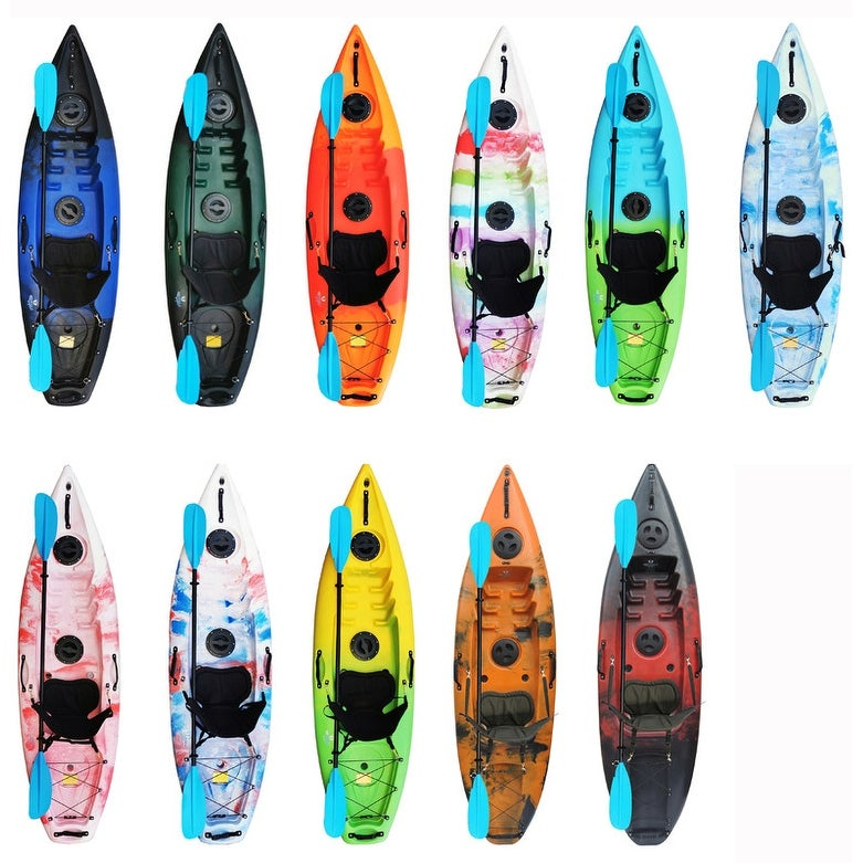 OC Paddle 27.5″ X 102.5″ X 12″ One Person Ocean Kayak