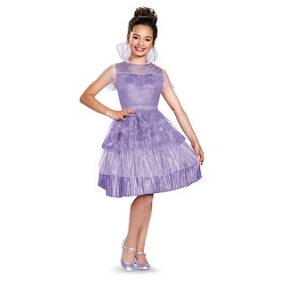 Girls Descendants Deluxe Mal Coronation Costume
