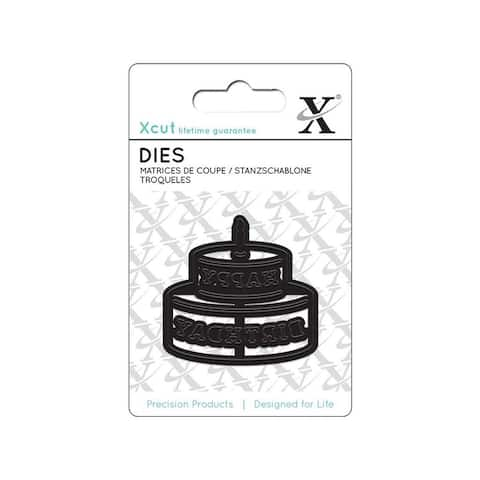 Xcu 503609 docrafts xcut die mini happy birthday