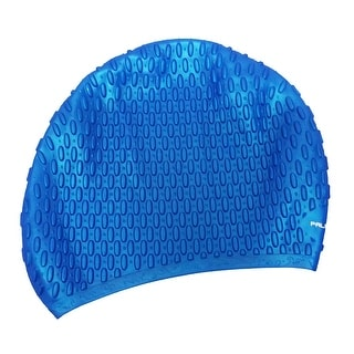 Palantic Adult Soft Swimming Cap Designed for Long Hair Lady