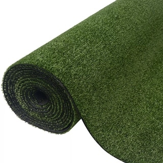 "vidaXL Artificial Grass 3.3'x16.4'/0.3""-0.4"" Green"