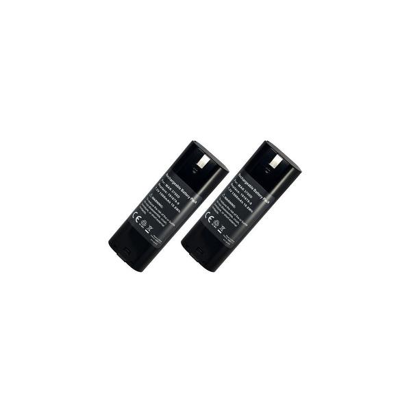 2x 7.2V Battery for Makita 7000 7002 7033 1300mAh 632002-4 4073D 6019DWLE ML702