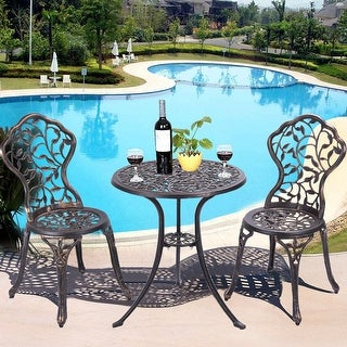 Retro Aluminum Patio Furniture vintage patio furniture - shop the best outdoor seating & dining