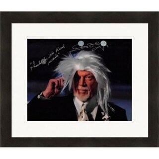 8 x 10 in. Don Cherry Autographed Photo - Hockey Night Host Image